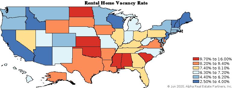 State Rental Vacancy